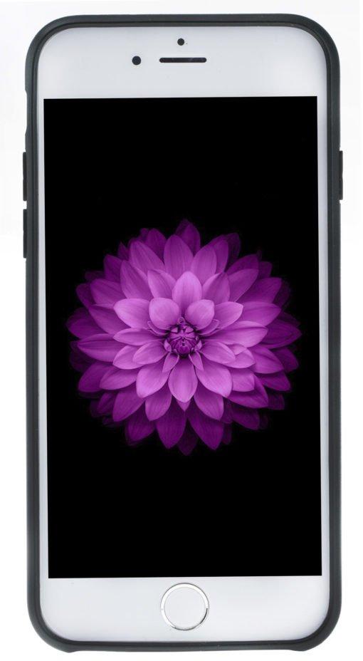 """IPhone SE 2020 / 8 / 7 Hülle - """"Flex CC"""" - Blau aus Leder"""