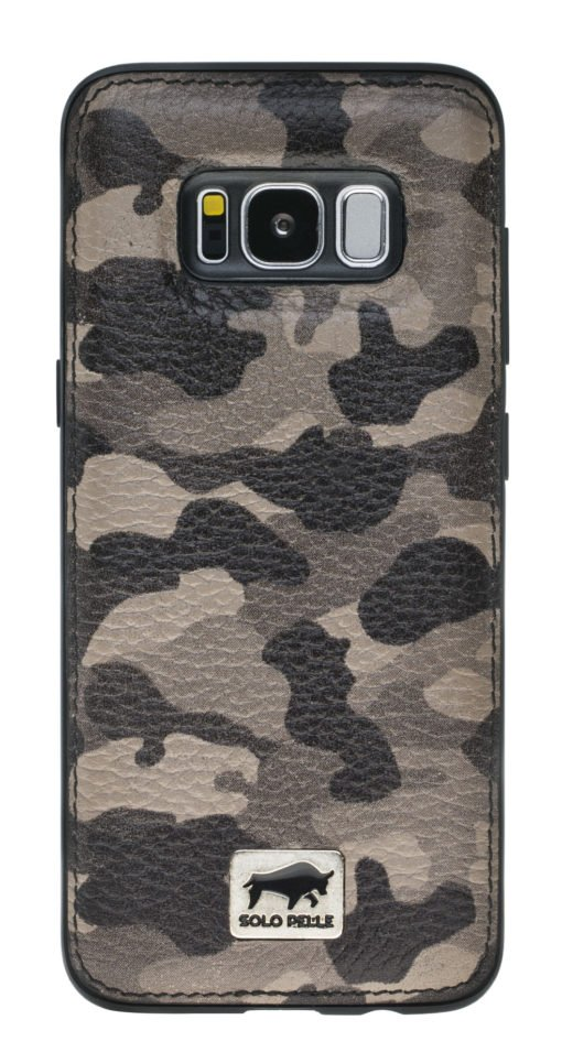 "Samsung Galaxy S8 Plus ""STANFORD"" in Camouflage Taupe"