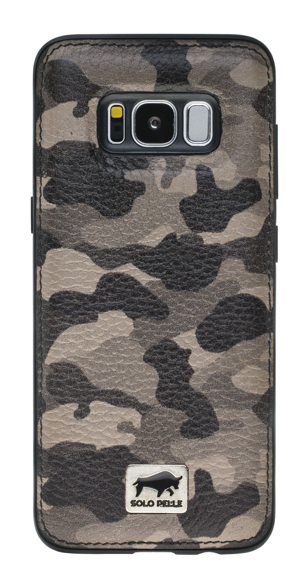 """Samsung Galaxy S8 Plus """"STANFORD"""" in Camouflage Taupe"""