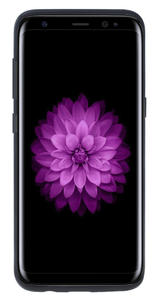 "Samsung Galaxy S8 Plus ""STANFORD"" Hülle in Schwarz"