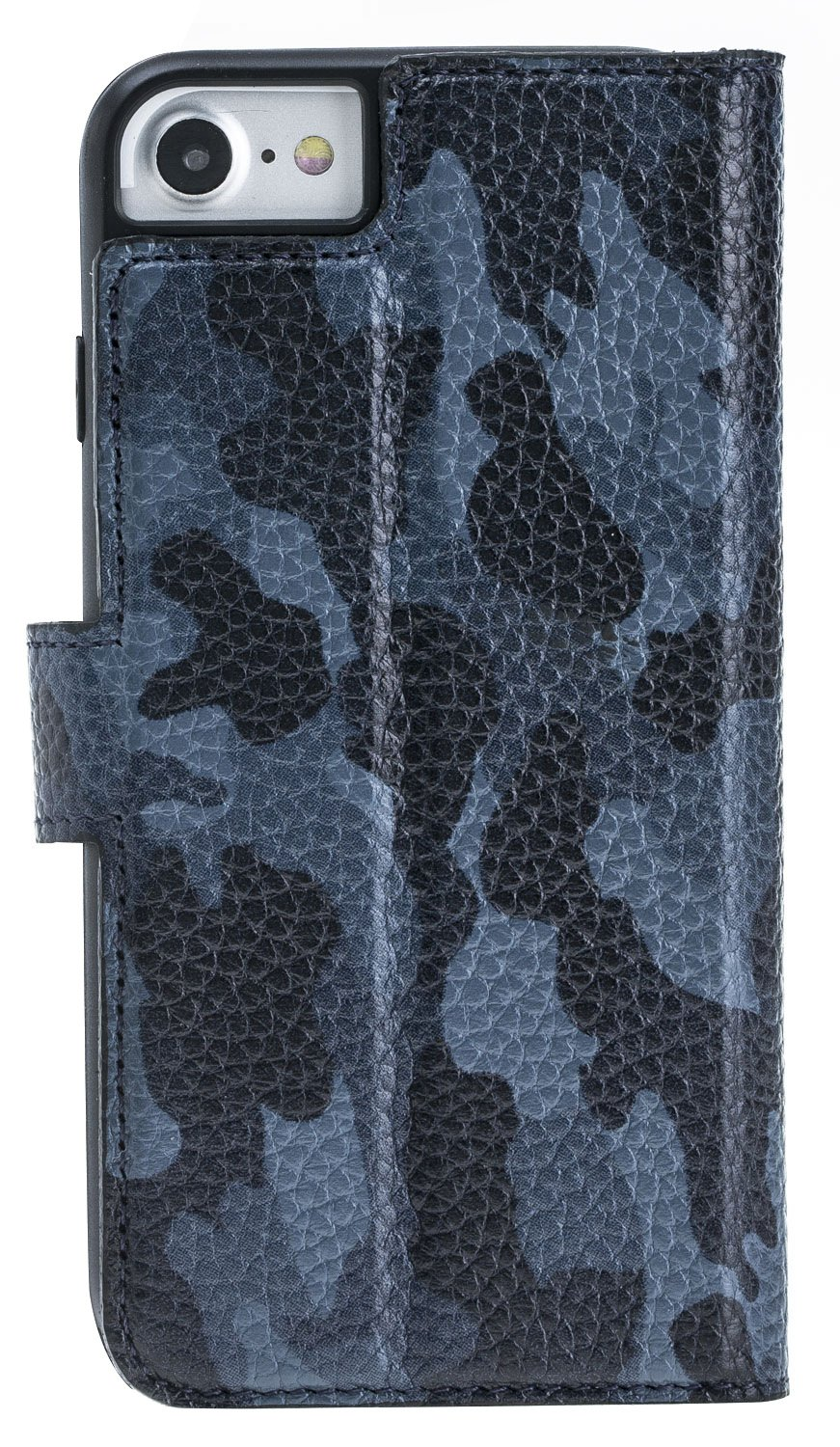 iphone 8 7 h lle abnehmbar 2in1 camouflage blau aus. Black Bedroom Furniture Sets. Home Design Ideas