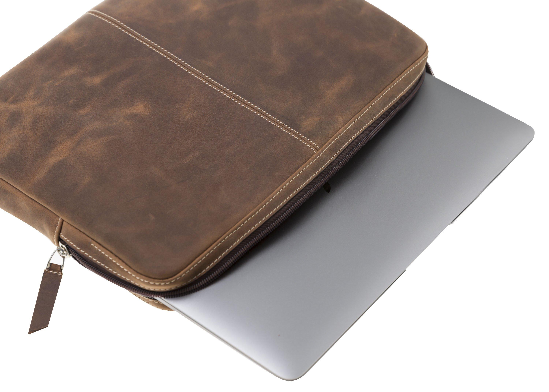 Sleeve MacBook Pro 15 Zoll in Schwarz