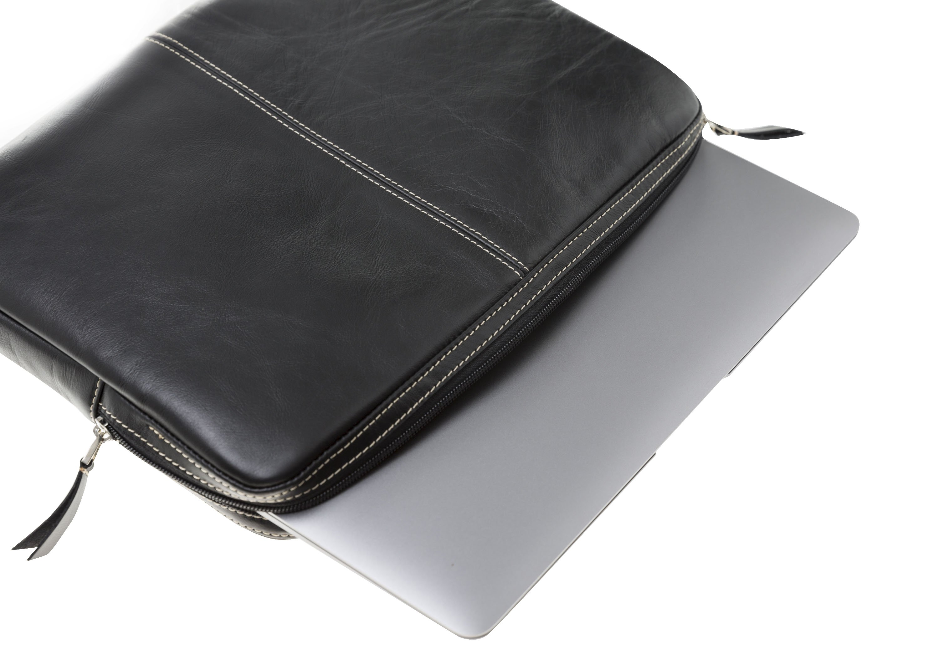 Sleeve MacBook Pro 15 Zoll in Schwarz
