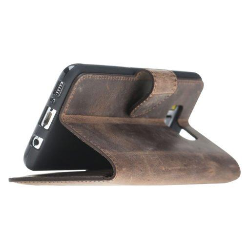 Walletcase (Samsung S8 in Vintage Braun)