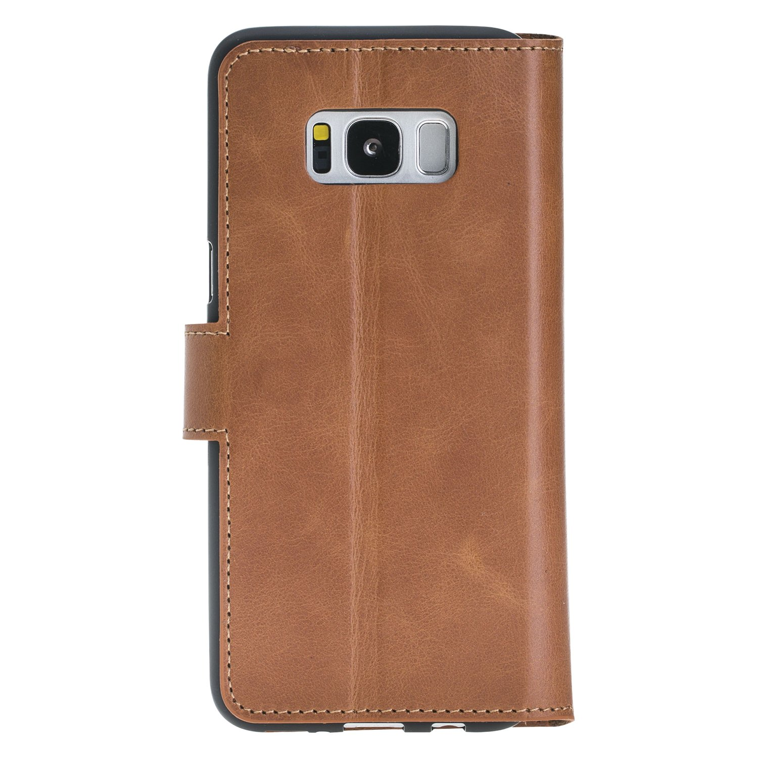 Walletcase (Samsung S8 in Cognac Braun)
