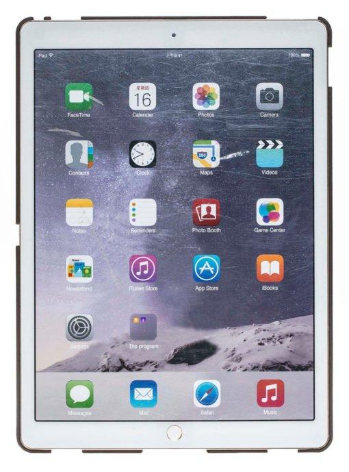 """iPad Pro 9,7 Zoll """"Fullsafe"""" in Vintage Braun"""