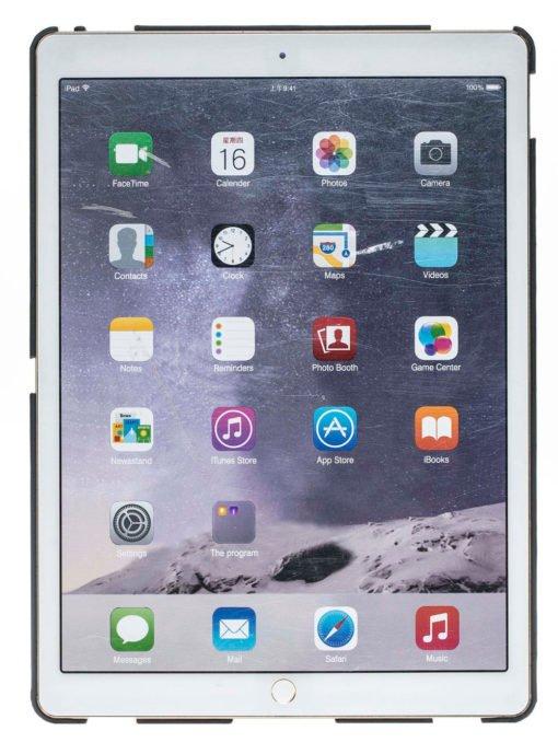 "iPad Pro 9,7 Zoll ""Fullsafe"" in Schwarz"