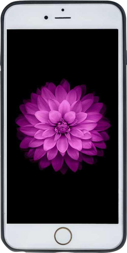 """iPhone 6 / 6S Hülle - """"STANFORD"""" - Schwarz aus Leder"""