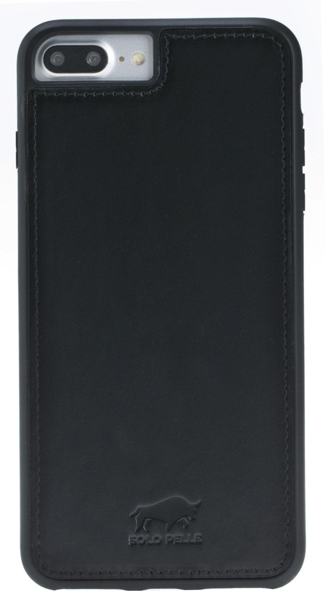 iphone 8 plus 7 plus h lle anehmbar 2in1 schwarz. Black Bedroom Furniture Sets. Home Design Ideas