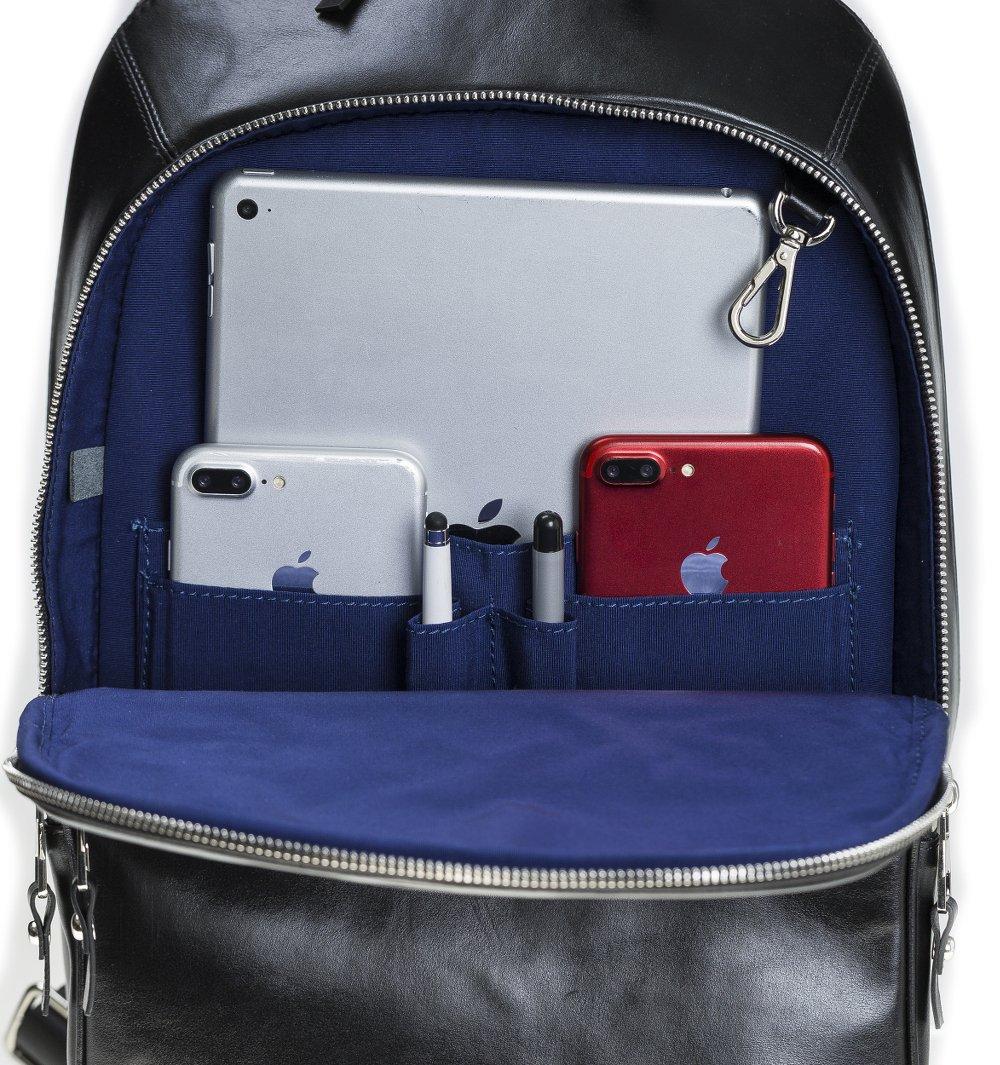 Backpack in Schwarz