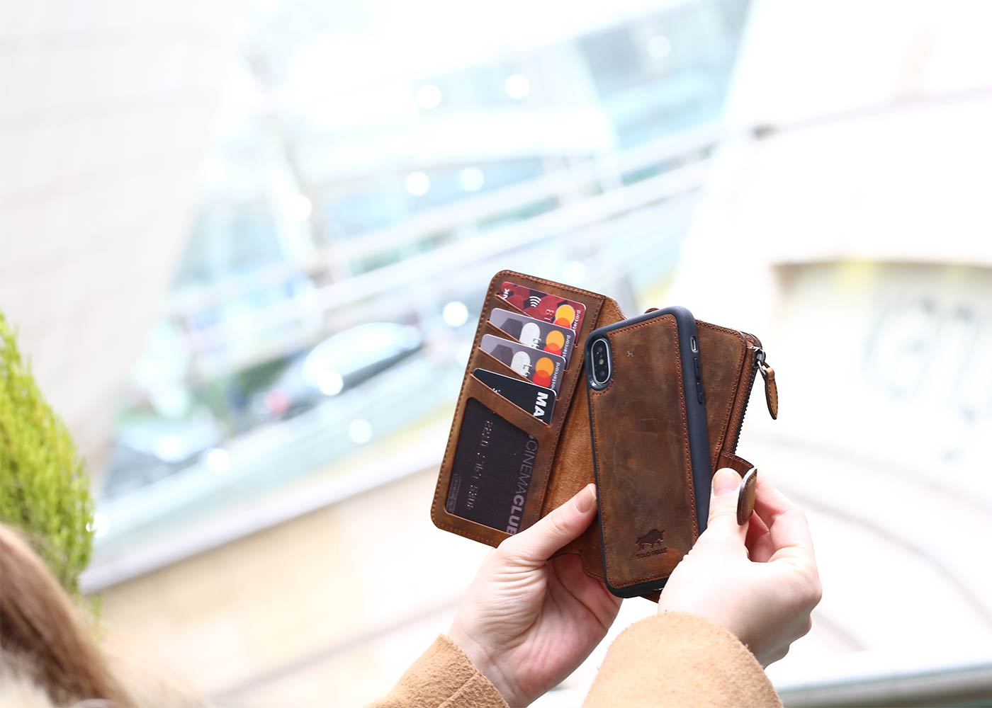 Exklusive Smartphone Hüllen
