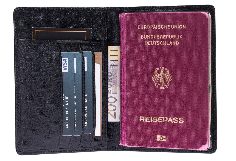 """Reisepasshülle """"ROMA"""""""