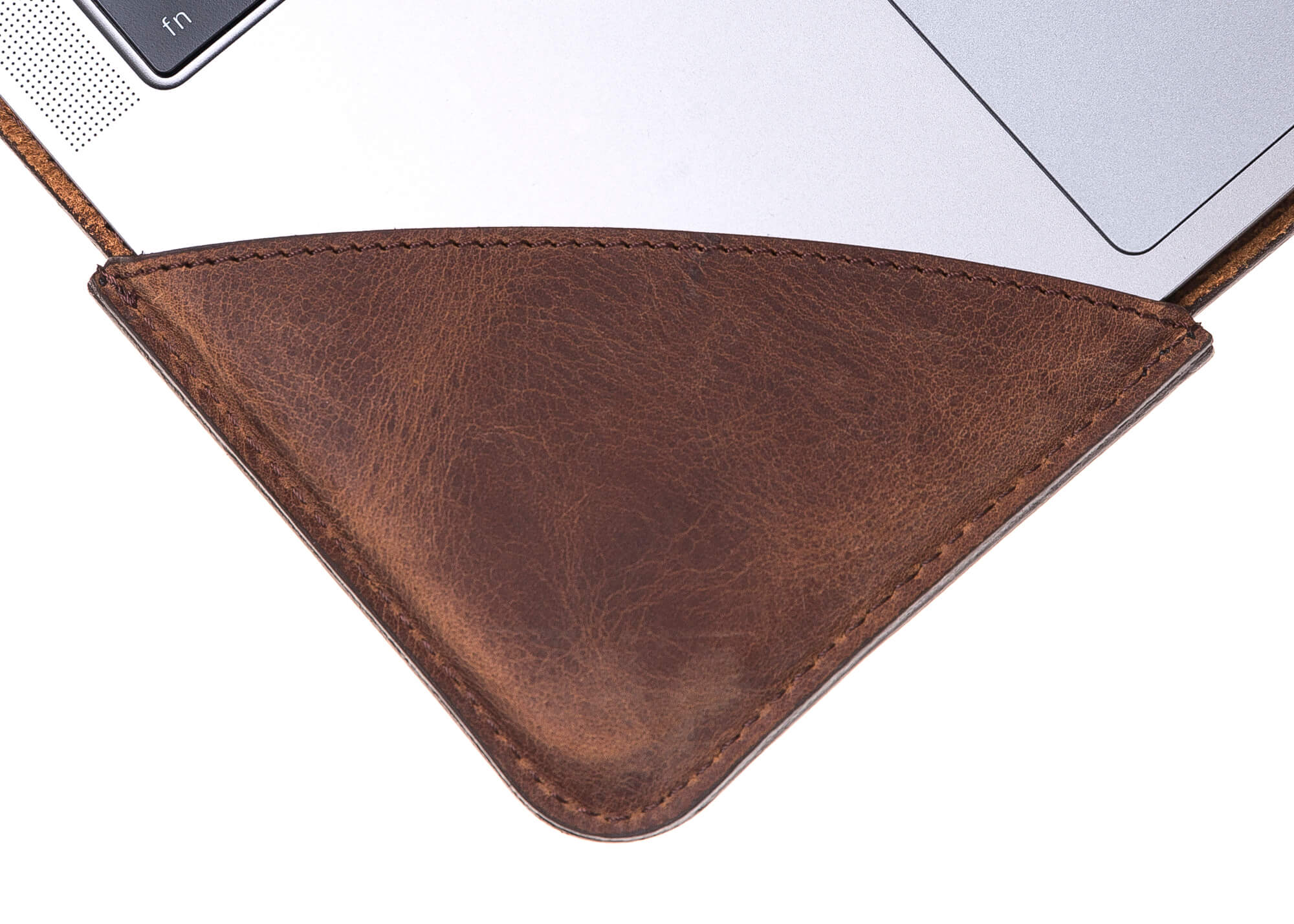 """MacBook Pro 13 Zoll & Retina 13 Zoll """"Münich"""" Tasche aus echtem Leder in Vintage Braun"""
