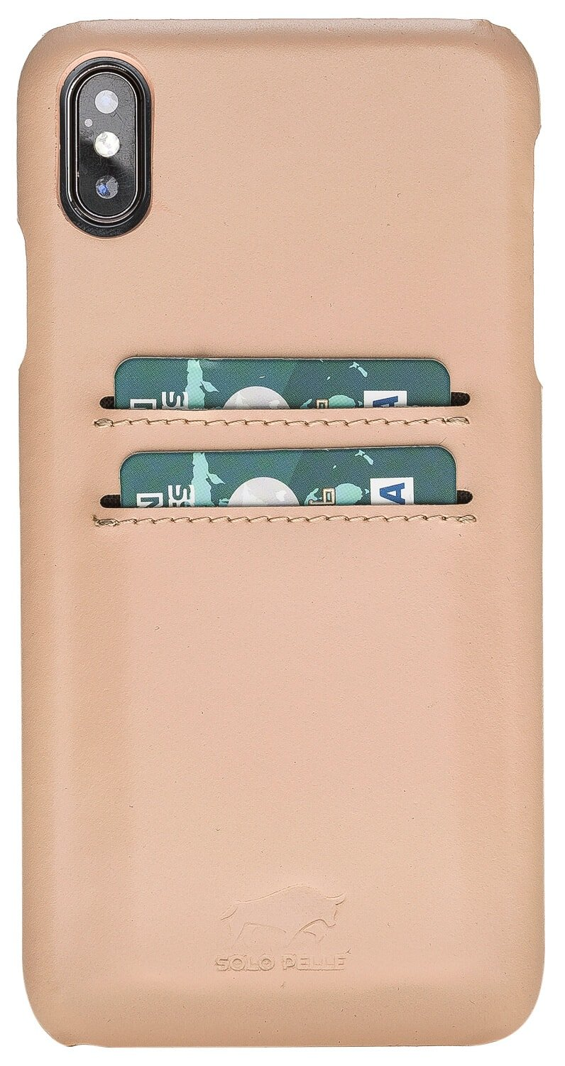 "iPhone XS Max ""Pomona"" in Nude Rose"