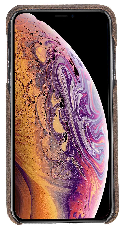"""iPhone XS Max - """"Princeton"""" Steingrau Burned"""