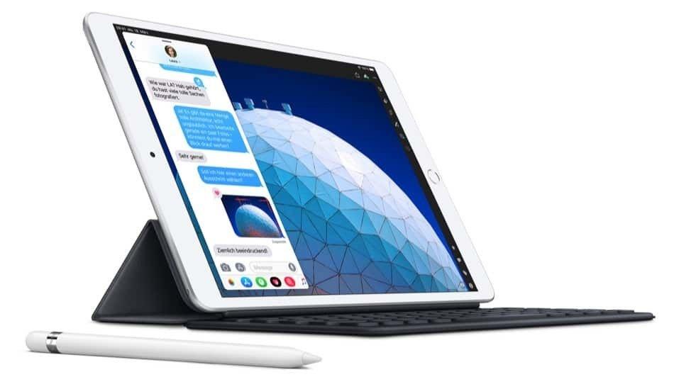 Apple stellt vor: iPad mini 5 und iPad Air (2019)