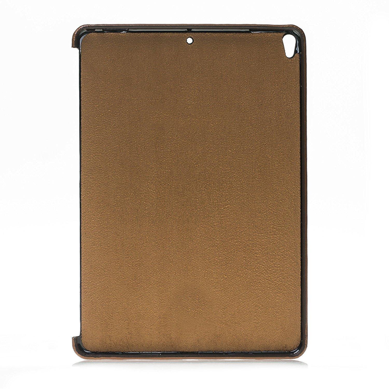ipad pro 10 5 zoll backcover aus echtem in cognac braun. Black Bedroom Furniture Sets. Home Design Ideas