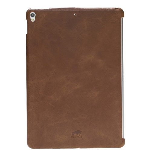 Ipad Pro 10.5 Zoll Backcover in Cognac Braun