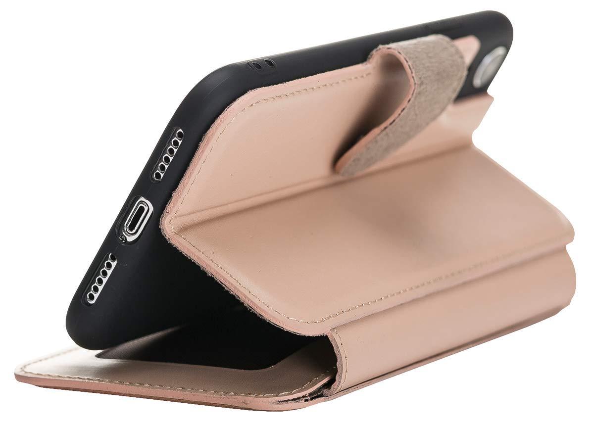 iPhone XR Walletcase in Nude