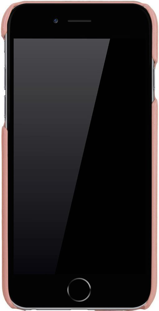 "iPhone 6/6S Hülle - ""Yale"" - Light Rose aus Leder"