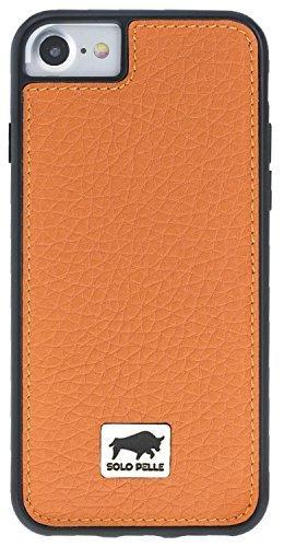 "IPhone SE 2020 / 8 / 7 / 6 / 6S ""STANFORD"" Hülle in Floater Orange"