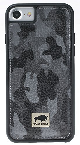 iphone 8 7 6 6s h lle flex camouflage grau aus. Black Bedroom Furniture Sets. Home Design Ideas