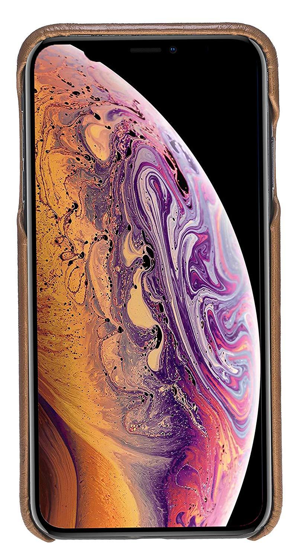 "iPhone XS Max - ""Princeton"" - in Cognac Braun Burned"