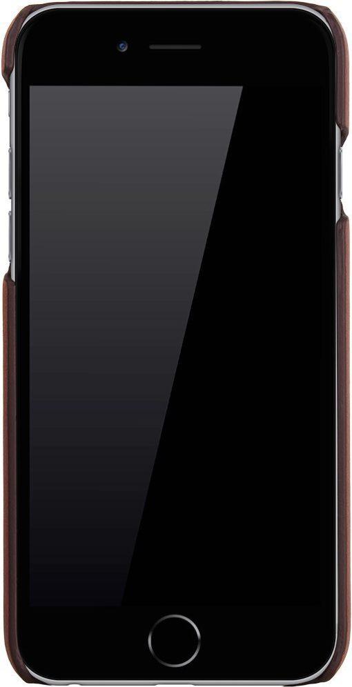 "iPhone 6 Plus / 6S Plus Hülle - ""Yale"" - Marrone Braun aus Leder"