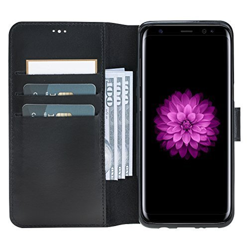 Walletcase (Samsung S8 in Schwarz)
