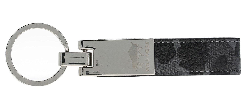 Schlüsselanhänger in Camouflage Grau