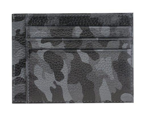 "Kartenetui ""Bill"" (Camouflage Grau)"
